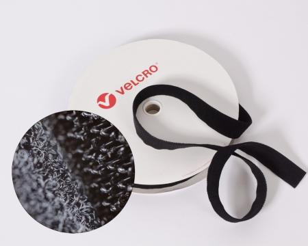 VELCRO® 25mm beidseitiges Klettband weich 'Double Face'
