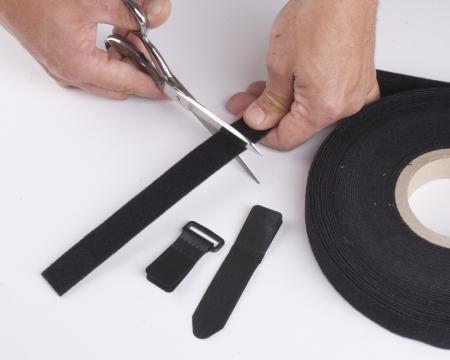 VELCRO® SYSTEMSTRAP® 25mm Y-Schnalle für Klett-Kabelbinder